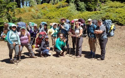 Summer 2019 Wilderness Leadership Trainings
