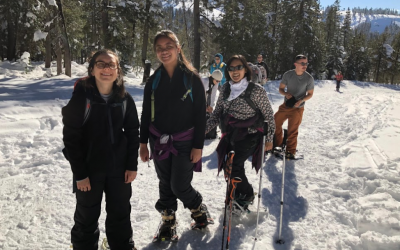 The Impact of Participating in BAWT's Snowshoeing Course